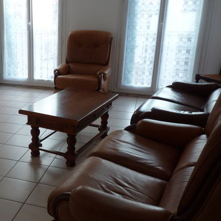 Rent this 2 bed apartment on Place de l'Huile in 66000 Perpignan, France