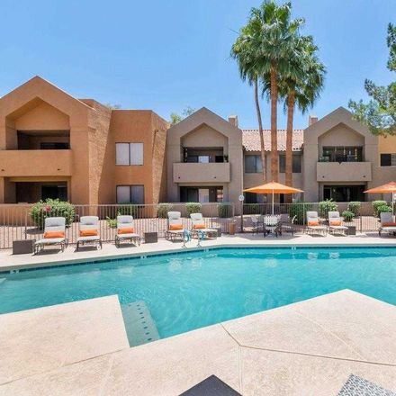 Rent this 1 bed apartment on 10402 East Via Linda in Scottsdale, AZ 85258