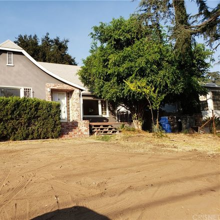 Rent this 3 bed house on 493 East Altadena Drive in Altadena, CA 91001
