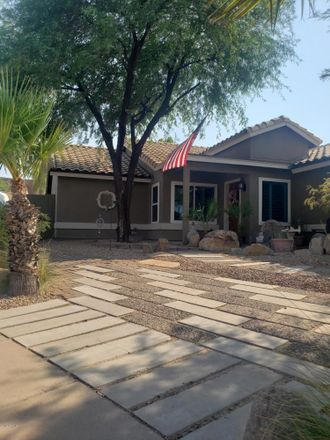 Rent this 3 bed house on 6609 East Russell Street in Mesa, AZ 85215