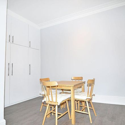 Rent this 1 bed apartment on Stannard & Slingsby in Kensington High Street, London W8 6SG