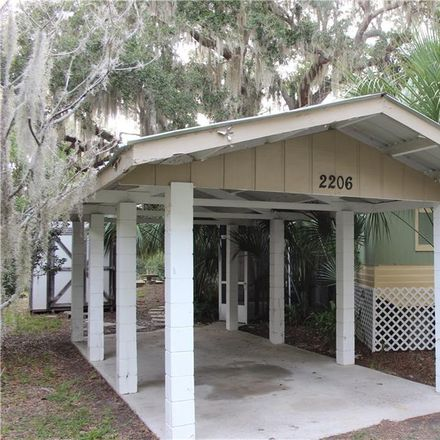 Rent this 2 bed house on 2206 S Ferndell Pt in Crystal River, FL