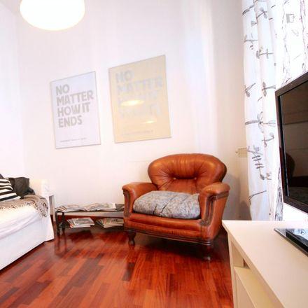 Rent this 1 bed apartment on I Porchettoni der Pigneto in Via del Pigneto, 159 Rome RM