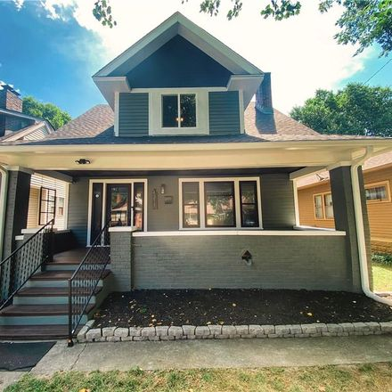 Rent this 4 bed house on 4311 Carrollton Avenue in Indianapolis, IN 46205