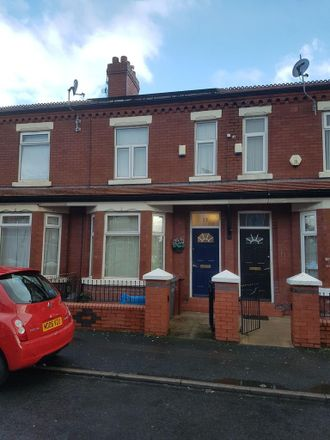 Rent this 5 bed house on Ossory Street in Manchester M14 4BX, United Kingdom