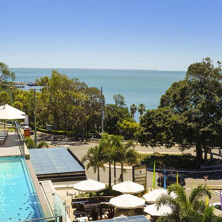 Rent this 1 bed apartment on Unit 208/99 Marine Pde