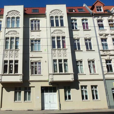 Rent this 3 bed apartment on Gerhart-Hauptmann-Straße in Große Diesdorfer Straße, 39108 Magdeburg