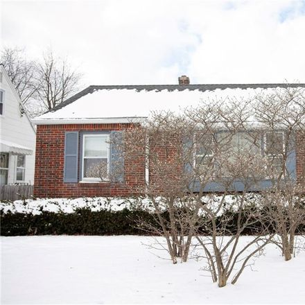 Rent this 3 bed house on Pilgrim Road in Brighton, NY 14150