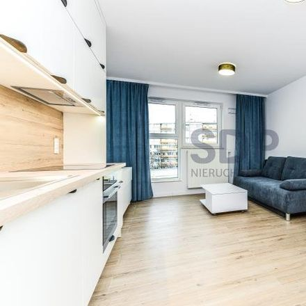 Rent this 1 bed apartment on Popowice Północne in Legnicka, 53-616 Wroclaw