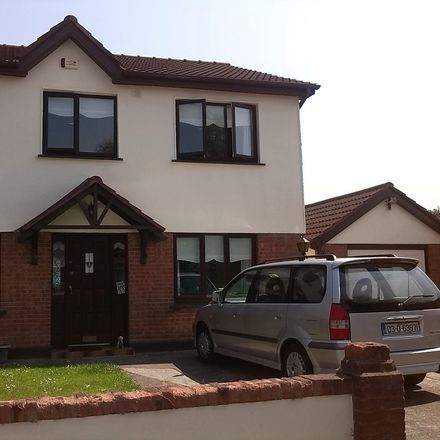 Rent this 1 bed house on 13 Corkagh View in Clondalkin-Village ED, Dublin 22