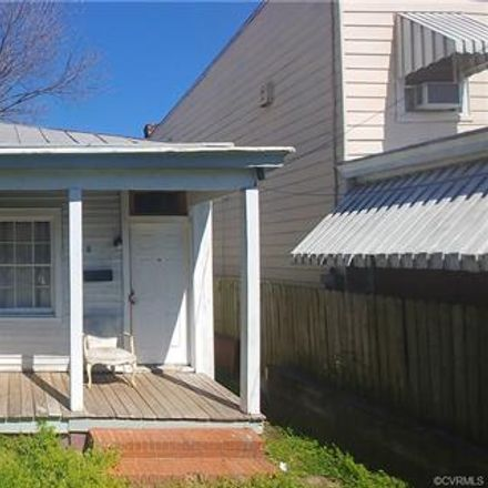 Rent this 2 bed house on 208 East 18th Street in Richmond, VA 23224