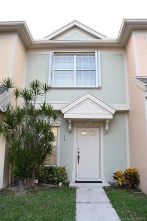 Rent this 2 bed townhouse on 74 Whitehead Circle in Weston, FL 33326