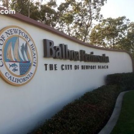 Rent this 3 bed apartment on 100 24th Street in Newport Beach, CA 92663