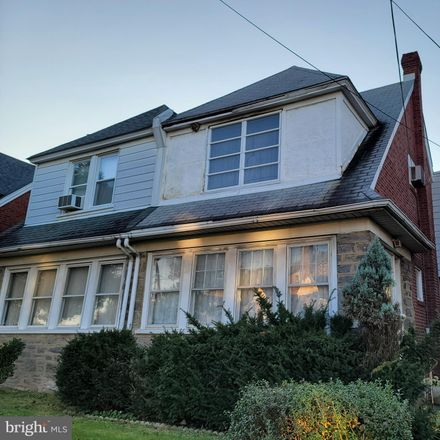 Rent this 3 bed townhouse on 858 Rundale Ave in Lansdowne, PA