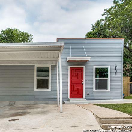 Rent this 3 bed house on 2134 Virginia Boulevard in San Antonio, TX 78203