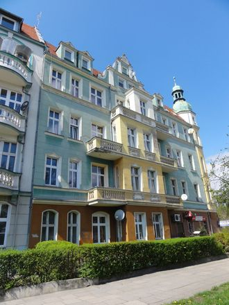 Rent this 1 bed apartment on Marii Curie-Skłodowskiej 91 in 50-369 Wroclaw, Poland