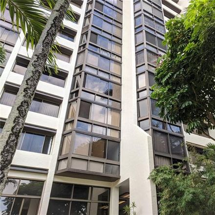 Rent this 2 bed condo on 511 Hahaione Street in Honolulu, HI 96825