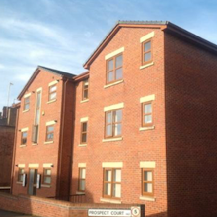 Rent this 2 bed apartment on Prospect Court in Rotherham S62, United Kingdom