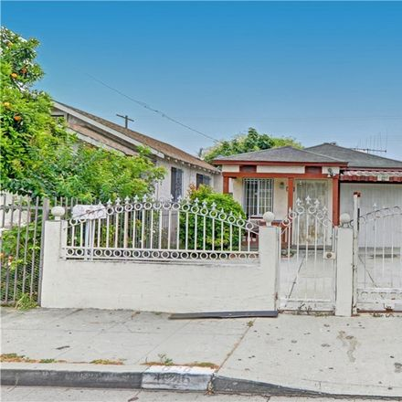 Rent this 2 bed house on 626 West Peach Street in Compton, CA 90222