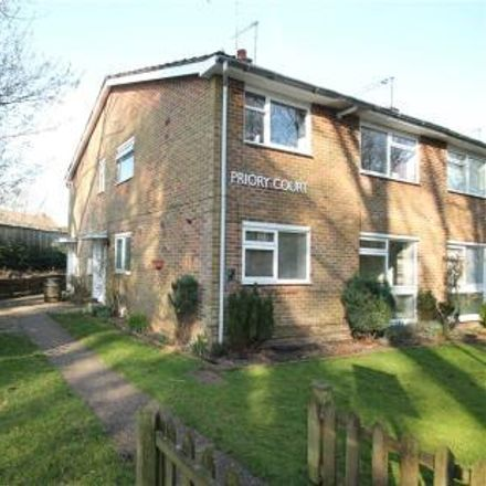 Rent this 2 bed apartment on 35 Pound Road in Banstead SM7 2HS, United Kingdom