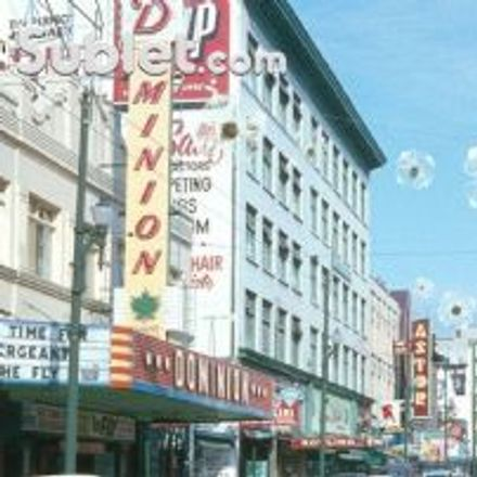 Rent this 2 bed apartment on 827 Granville Street in Vancouver, BC