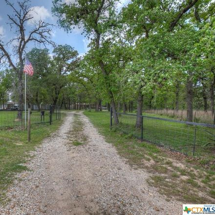 Rent this 3 bed house on Vivroux Ranch Rd in Seguin, TX