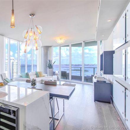 Rent this 2 bed condo on 2020 North Bayshore Drive in Miami, FL 33137