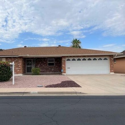Rent this 2 bed house on 4735 East Elena Avenue in Mesa, AZ 85206