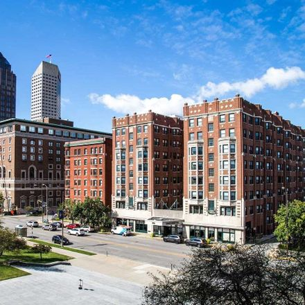Rent this 1 bed apartment on Vermont Place in 410 North Meridian Street, Indianapolis