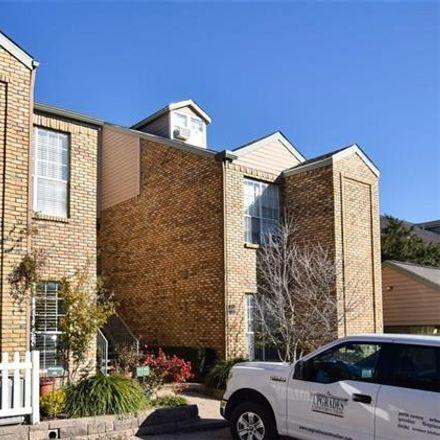 Rent this 2 bed condo on 5565 Preston Oaks Road in Dallas, TX 75254