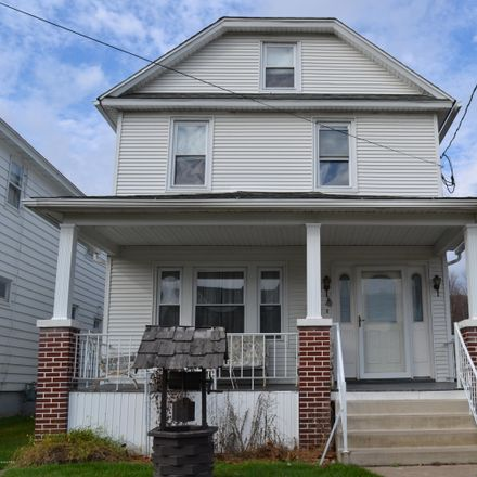 Rent this 2 bed house on 418 North River Street in Olyphant, PA 18447