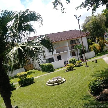 Rent this 2 bed condo on 7525 Southwest 153rd Place in Kendall Lakes, FL 33193