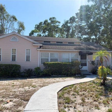 Rent this 3 bed house on 427 Kingston Street South in Saint Petersburg, FL 33711