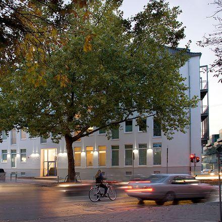 Rent this 1 bed apartment on Schenkendorfstraße 2-6 in 52066 Aachen, Germany