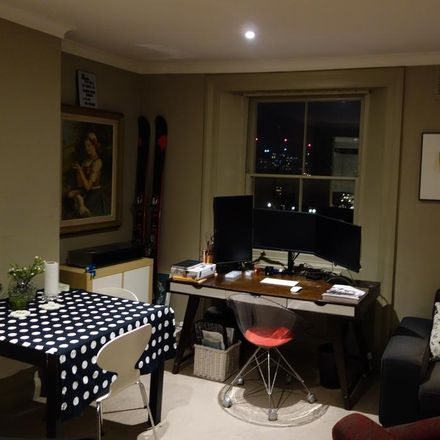 Rent this 1 bed apartment on 62 Oakley Square in London NW1 1NL, United Kingdom