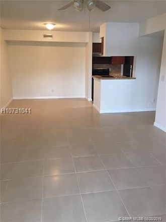 Rent this 2 bed condo on 8320 Southwest 1st Street in Pembroke Pines, FL 33025