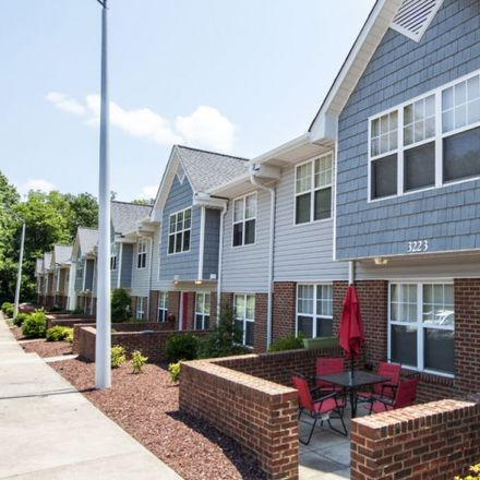 Rent this 4 bed apartment on University Suites Drive in Raleigh, NC 27603-2668