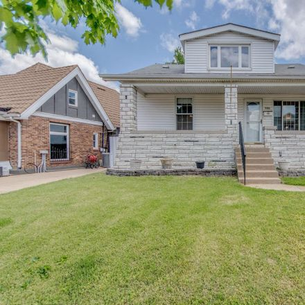 Rent this 2 bed house on 5351 Bischoff Avenue in City of Saint Louis, MO 63110