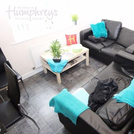 Rent this 4 bed room on Park Grange Road in Sheffield S2 3RD, United Kingdom