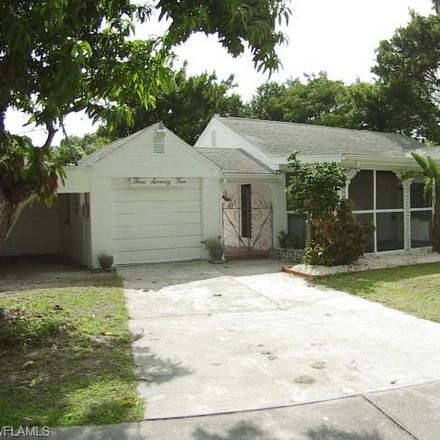 Rent this 2 bed house on New York Drive in Tice, FL 33905