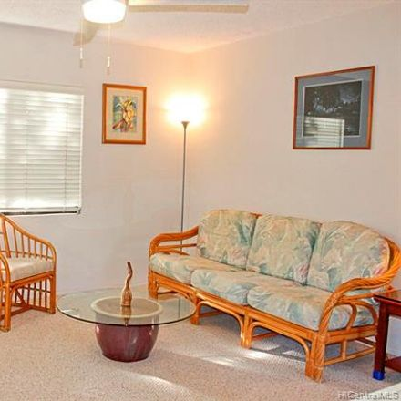 Rent this 1 bed condo on Kuahelani Ave in Mililani Town, HI
