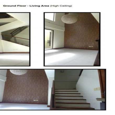 Rent this 3 bed townhouse on C. Raymundo Avenue in Pasig, 1607