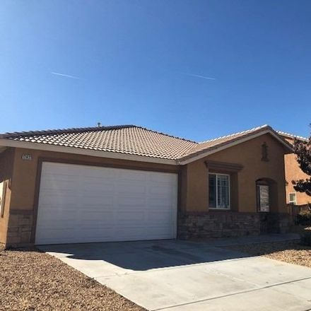Rent this 4 bed house on 12623 Versaille Street in Victorville, CA 92394
