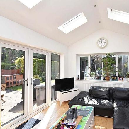 Rent this 4 bed house on 8 Seymour Chase in Knutsford WA16 9BY, United Kingdom