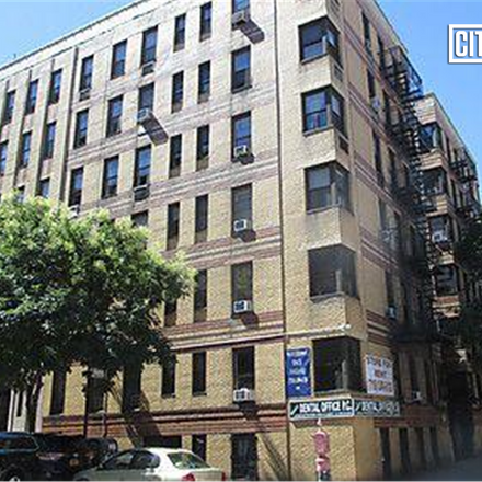 Rent this 1 bed apartment on 36 Ellwood Street in New York, NY 10040