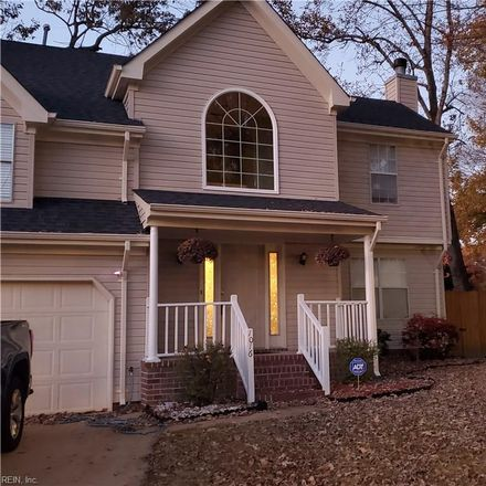 Rent this 3 bed house on 1016 Goldleaf Court in Virginia Beach, VA 23464