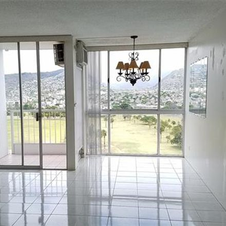 Rent this 1 bed condo on Canal House in 2611 Ala Wai Boulevard, Honolulu