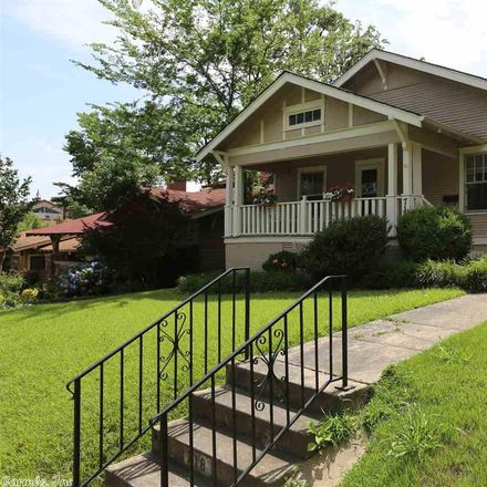Rent this 2 bed house on 718 Ash Street in Little Rock, AR 72205