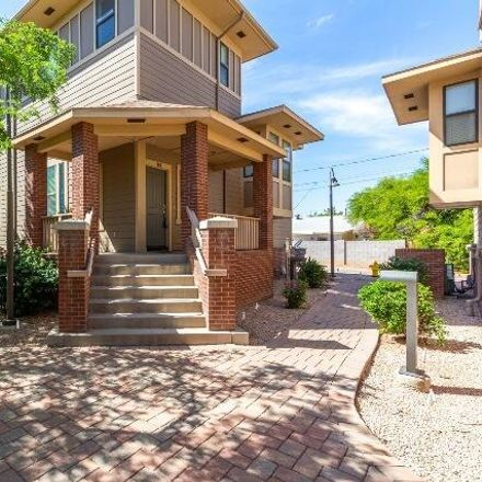 Rent this 2 bed townhouse on 708 South Beck Avenue in Tempe, AZ 85281