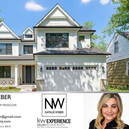 Rent this 5 bed house on 381 North Larch Avenue in Elmhurst, IL 60126